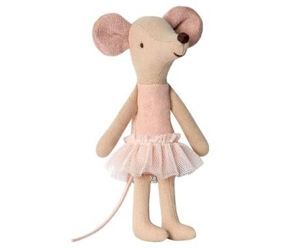 Bilde av MUS - Storesøster - Dansemus - Ballerina - Maileg