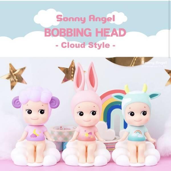 Bilde av SONNY ANGEL - Bobbing Head - Cloud Style