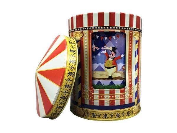 Bilde av KAKEBOKS - Sirkus - Spilledåse