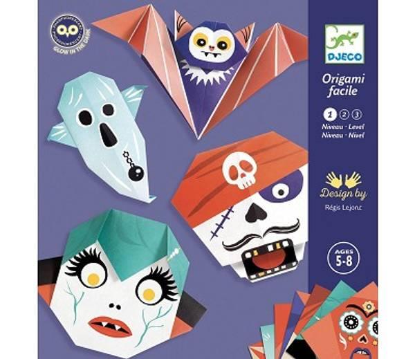 Bilde av HOBBYSETT - Skumle Monstere - Djeco