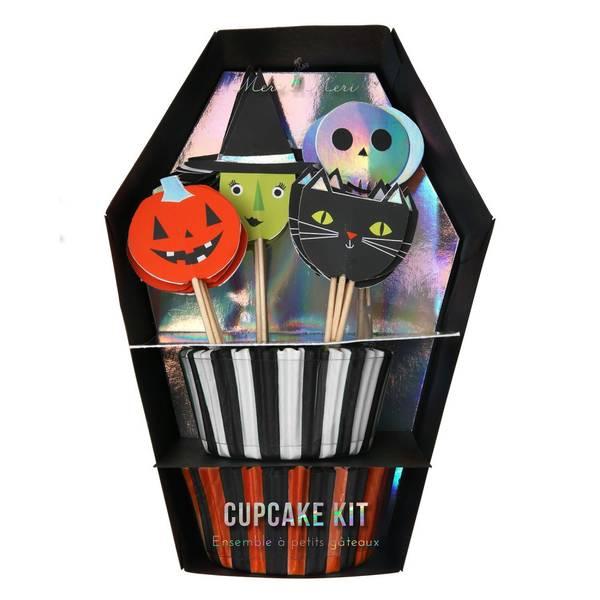 Bilde av CUPCAKE KIT - Halloween - Meri Meri
