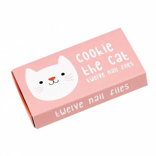 Bilde av MINI NEGLFIL - Cookie the Cat