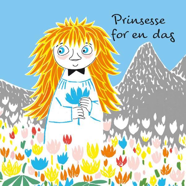 Bilde av MUMMIKORT -  Prinsesse For En Dag